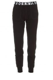 DKNY Sport |  Sweatpants with logo Stevie | black  | Picture 1