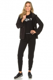 DKNY Sport |  Sweatpants with logo Stevie | black  | Picture 3