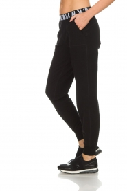 DKNY Sport |  Sweatpants with logo Stevie | black  | Picture 4
