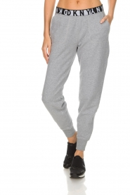 DKNY Sport |  Sweatpants with logo Stevie | grey  | Picture 3