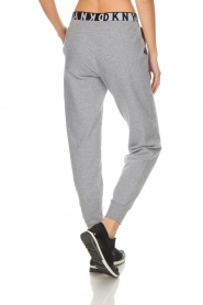 DKNY Sport |  Sweatpants with logo Stevie | grey  | Picture 5