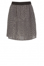 Knit-ted |  Skirt Aletta | blue  | Picture 1