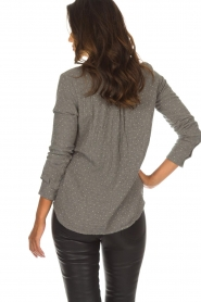 Knit-ted | Blouse Alicia | grijs  | Afbeelding 5