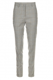 Knit-ted |  Trousers Anke | grey  | Picture 1