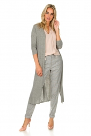 Knit-ted |  Trousers Anke | grey  | Picture 2