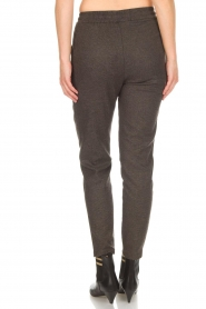 Knit-ted |  Sweatpants Amee | grey  | Picture 5