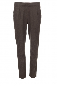 Knit-ted |  Sweatpants Amee | grey  | Picture 1
