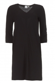 Knit-ted |  Dress Farah | black  | Picture 1