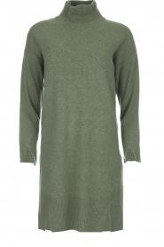 Knit-ted | Tuniekjurk Taylor | groen  | Afbeelding 1