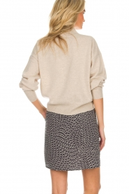 Knit-ted |  Sweater Tooske | beige  | Picture 5