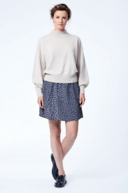Knit-ted |  Sweater Tooske | beige  | Picture 6