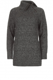 Knit-ted |  Sweater Tiffany | grey  | Picture 1