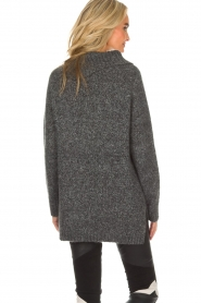 Knit-ted |  Sweater Tiffany | grey  | Picture 5