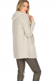 Knit-ted |  Cardigan Tori | beige  | Picture 6