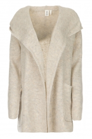 Knit-ted |  Cardigan Tori | beige  | Picture 1