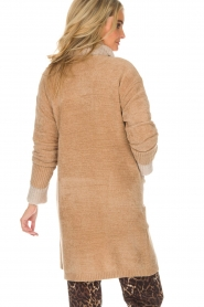 Knit-ted |  Cardigan Tess | camel  | Picture 5