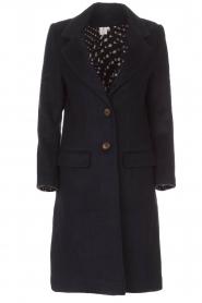 Knit-ted | Coat Vivienne | blue  | Picture 1