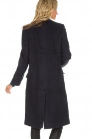 Knit-ted | Coat Vivienne | blue  | Picture 7