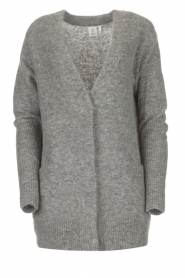 Knit-ted |  Cardigan Tatiana | grey  | Picture 1