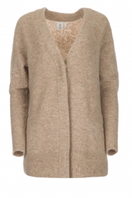 Knit-ted | Vest Tatiana | beige  | Afbeelding 1