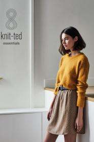 Knit-ted | Trui Tatum | geel  | Afbeelding 7