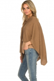 Knit-ted |  Poncho Tara | camel  | Picture 5