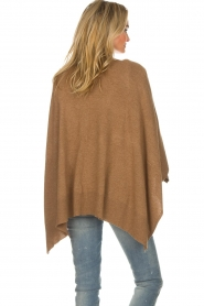 Knit-ted |  Poncho Tara | camel  | Picture 6