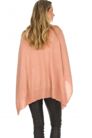Knit-ted |  Poncho Tara | pink  | Picture 6