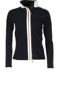 Par 69 |  Golf jacket Borg | blue  | Picture 1
