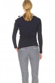 Par 69 |  Golf jacket Borg | blue  | Picture 6