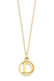 Just Franky |  14k golden necklace Charm  42-44 cm | gold  | Picture 1