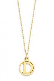 Just Franky | 14k gouden ketting Charm 42-44 cm | goud  | Afbeelding 1