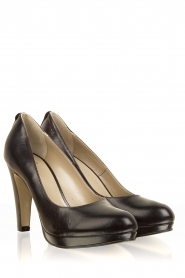 Noe |  Leather pumps Nabla | black  | Picture 3