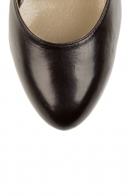 Noe |  Leather pumps Nabla | black  | Picture 5