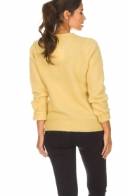 American Vintage | Woolen sweater Ava | yellow  | Picture 5