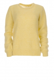 American Vintage | Woolen sweater Ava | yellow  | Picture 1