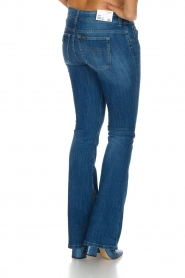 Lois Jeans |  Flared jeans Melrose L34 | vintage blue  | Picture 5
