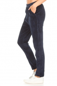 American Vintage |  Sweatpants Isac | navy  | Picture 4