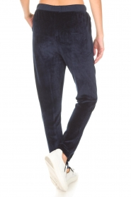 American Vintage |  Sweatpants Isac | navy  | Picture 5