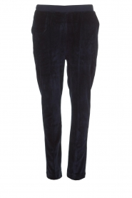 American Vintage |  Sweatpants Isac | navy  | Picture 1