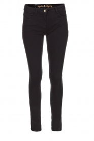 Patrizia Pepe |  Jegging Floor | black   | Picture 1