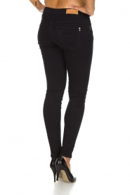 Patrizia Pepe |  Jegging Floor | black   | Picture 6