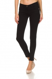 Patrizia Pepe |  Jegging Floor | black   | Picture 3