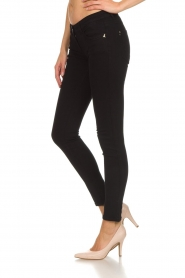 Patrizia Pepe |  Jegging Floor | black   | Picture 4