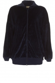American Vintage |  Cardigan Isac | navy  | Picture 1