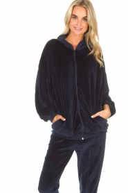 American Vintage |  Cardigan Isac | navy  | Picture 2