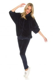 American Vintage |  Cardigan Isac | navy  | Picture 3