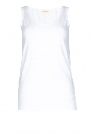 American Vintage |  Sleeveless top Jacksonville | white  | Picture 1