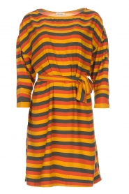 American Vintage |  Striped dress Lisa | multi  | Picture 1