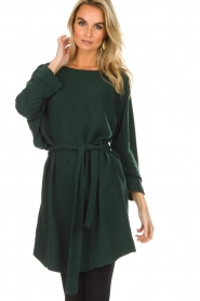American Vintage |  Dress Nala | green  | Picture 2